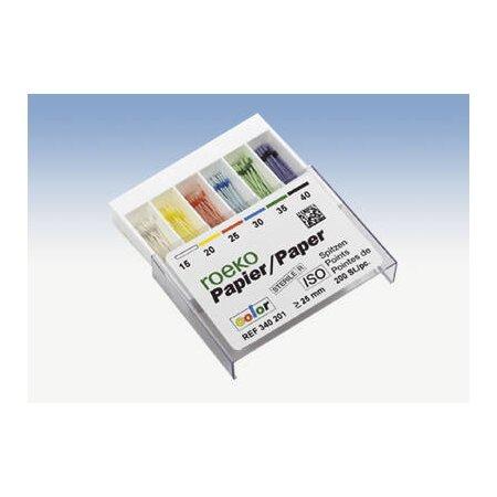Spitzen Papier Color ISO 100 - 140