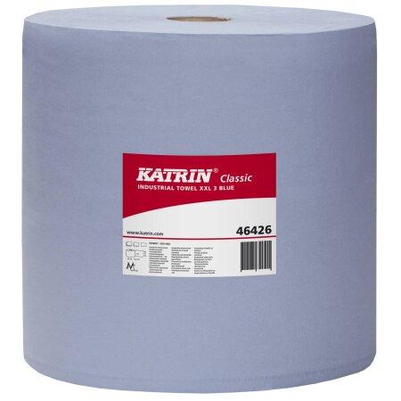 Putzpapier 3- lagig blau