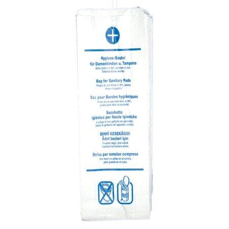 Hygienebeutel aus Papier 1000 St.
