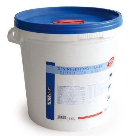Desinfektionstücher Spender Eimer 20 x 23,5 cm
