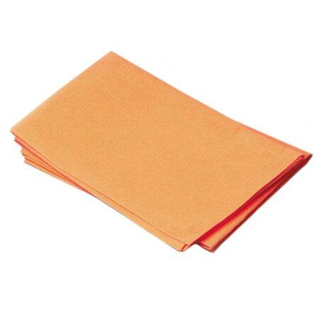 Bodentücher Hexa orange