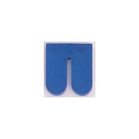 Adapter schmal für Vorschub-Doppelplatten